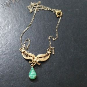Vintage gold-toned Necklace